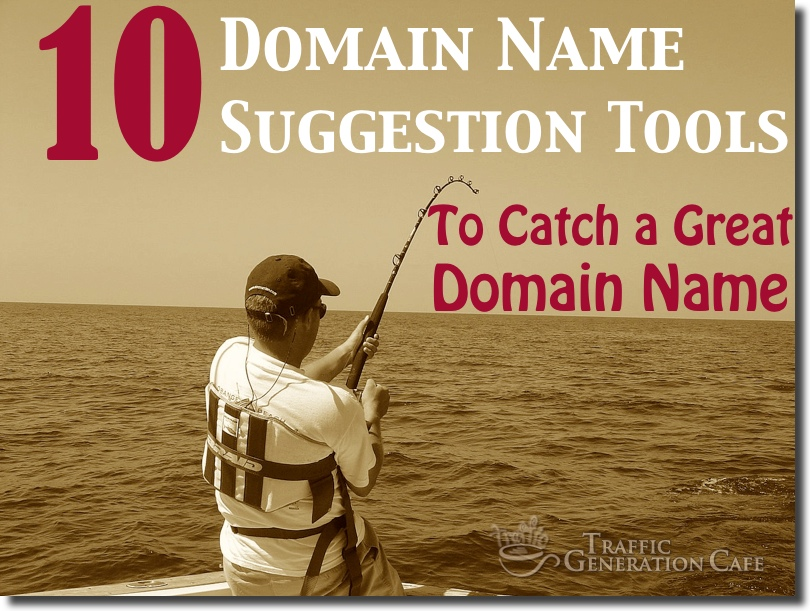 Top 10 Domain Name Suggestion Tools: Find a Good Blog Name with Ease