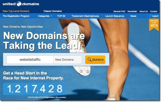 new domains suggestion tool uniteddomains.com