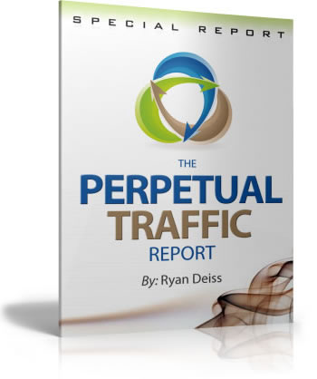 perpetual traffic formula graphic