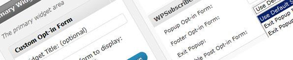 create optin popup screenshot