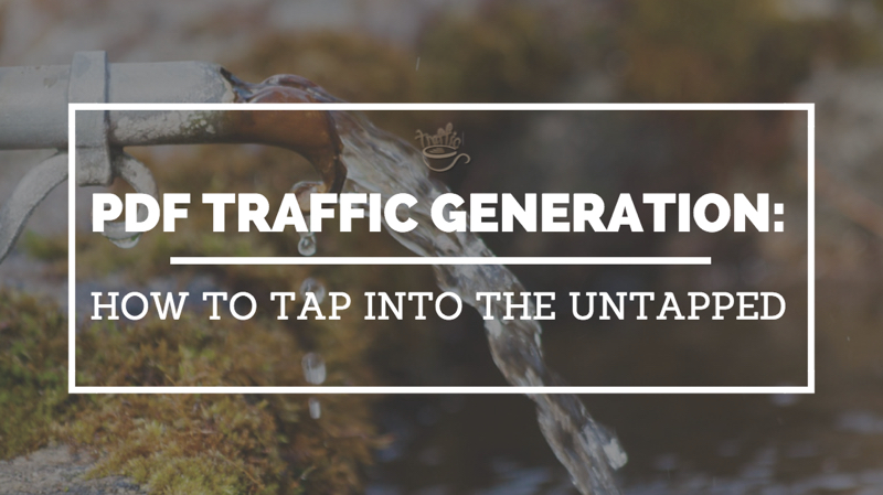 PDF Traffic Generation: How to Tap into the Untapped