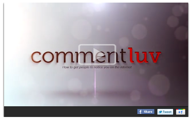 CommentLuv Premium Settings: How to Get Your Readers to Fall in Luv with You