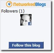 networked blogs widget