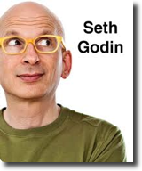 how seth godin created movement
