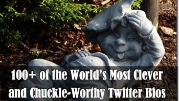 funny twitter bios
