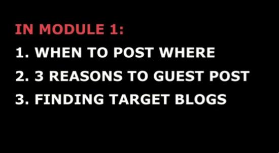 guest blogging write like freddy module1