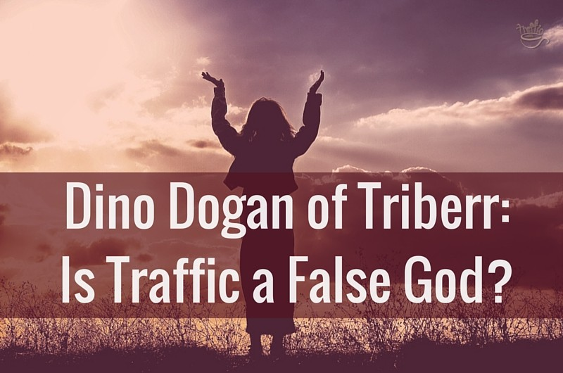 Can Triberr Get You More Web Traffic [Or Is Traffic a False God]?