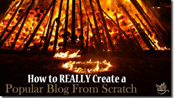 how to make your blog popular