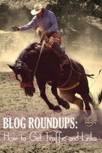 Want more traffic? Here's how to get traffic and links from blog link roundups: http://tgcafe.it/link-roundups