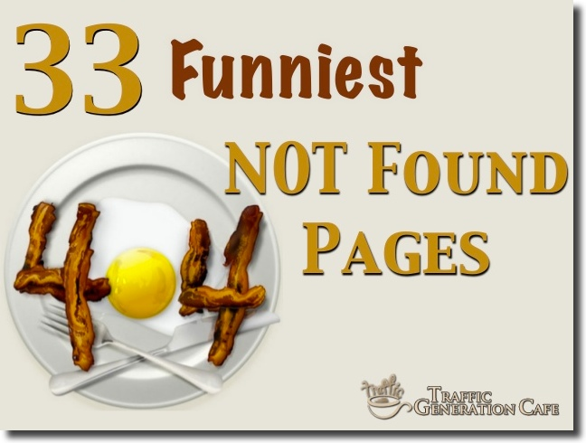 404 Not Found Errors: Do They Hurt Your Site? [plus 33 funniest 404 pages]