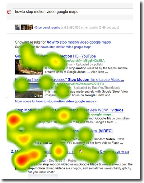rich snippet clickthrough rate