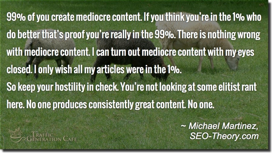 how to write content that drives traffic