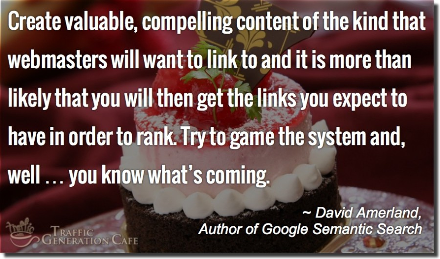 linkable content brings search engine traffic