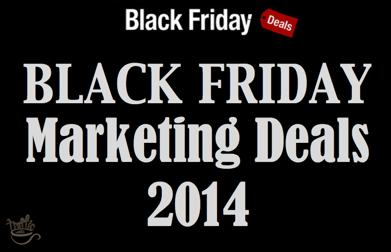 Black Marketing Friday: Best Online Marketing Deals of 2014
