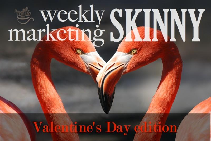 Weekly marketing news february 14 2015