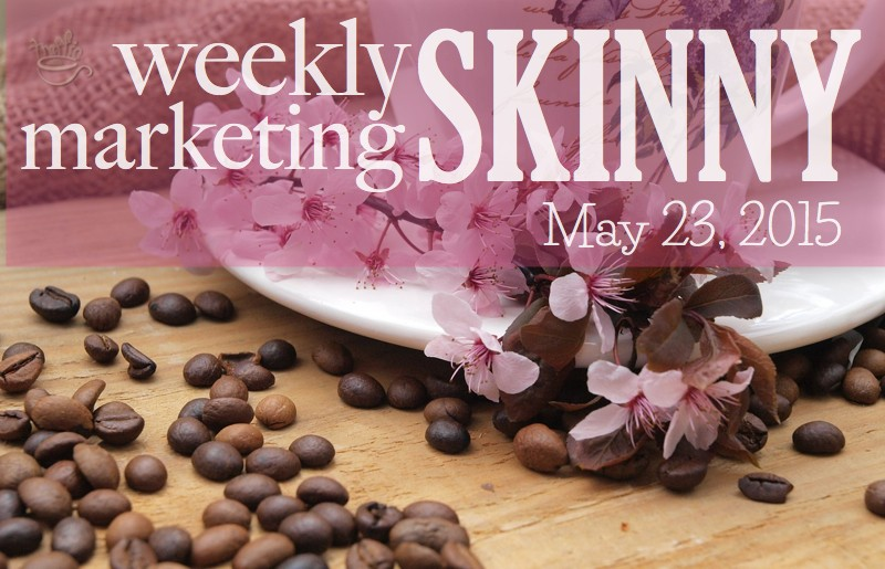 Your marketing news may 23 2015