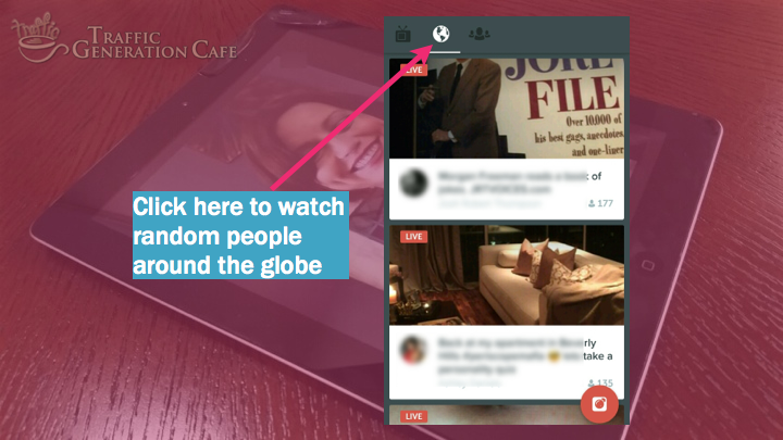 Periscope on Android Tutorial: watch people globally