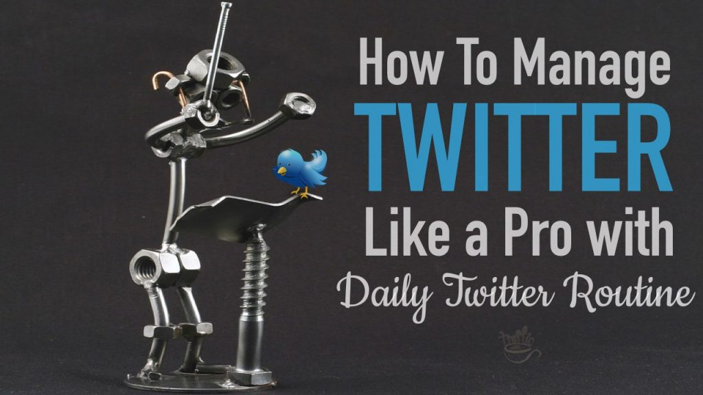 How to Manage Twitter Like a Pro [Your Daily Twitter Routine]