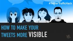 Twitter traffic hack how to tweet in blocks
