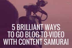 How Content Samurai can help with video traffic review
