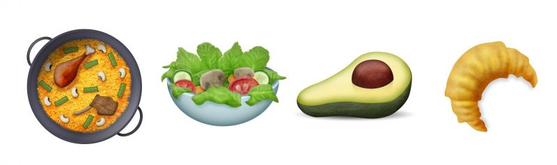New food emoji